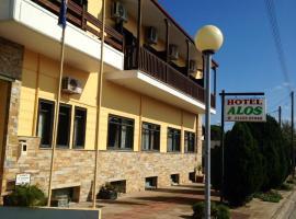Hotel Alos, Almirós