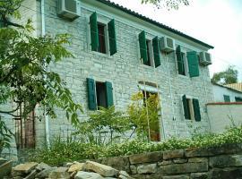 Villa Ermis, Лакка (рядом с городом Aronátika)