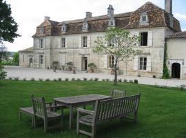 Château Manoir de la Lèche, Touvre (рядом с городом Mornac)