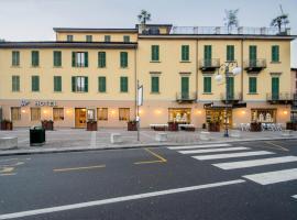 Hotel Bigio, San Pellegrino Terme (Spino al Brembo yakınında)