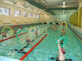Tamsalu Spordikompleksi Hostel, Tamsalu (Järva-Jaani yakınında)