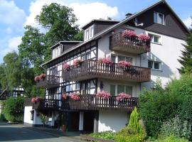 Ferienhaus Hedrich, Assinghausen (Wulmeringhausen yakınında)