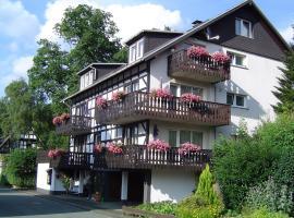 Ferienhaus Hedrich, Assinghausen (Wiemeringhausen yakınında)