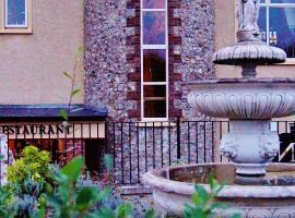 The Hedges Hotel, Stranocum (рядом с городом Gracehill)
