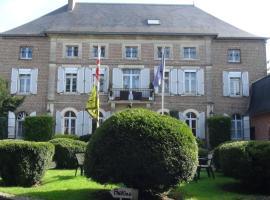 Logis Le Clos du Montvinage Rest. Auberge Val De l'Oise, Étréaupont (рядом с городом Fontaine-lès-Vervins)