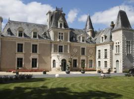 Hotel The Originals Château de la Barbinière (ex Relais du Silence)