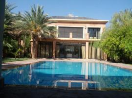 Kasbah Palm Villas, Oulad Ikhia