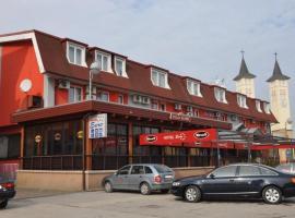 Hotel Euro, Odžak (рядом с городом Velika Kopanica)