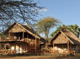 Severin Safari Camp, Tsavo West National Park