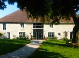 Chambres d'hôtes Béred Vuillemin, Baume-les-Dames (рядом с городом Corcelle-Mieslot)