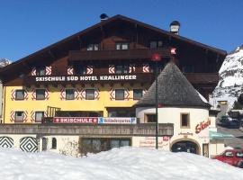 Hotel-Skischule Krallinger