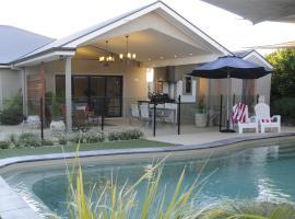 Seventy3 Boutique Villa, Bathurst (Turondale yakınında)