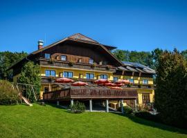 Hotel-Pension Schwaighofen, Eugendorf (Near Koppl)