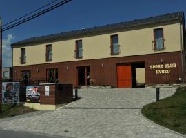 Sport Klub Hvozd, Hvozd (Bouzov yakınında)