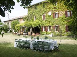 Villa Quadrifoglio, Mogliano Veneto (Preganziol yakınında)