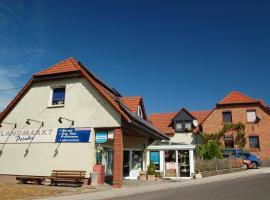 Ferienwohnung Prinke, Niedertrebra (Apolda yakınında)