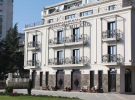 Milano Hotel, Burgas