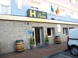 Hotel Viella Asturias, Viella (рядом с городом Лугонес)