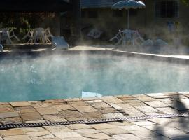 Bougainville Parque Hotel, Caldas Novas (Rio Quente yakınında)