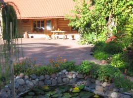 Brīvdienu māja Mētriņi, Ķekava