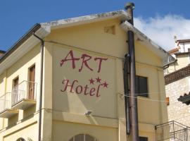 Art Hotel, Villetta Barrea