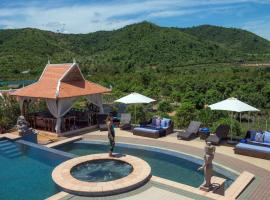 Starling Ridge Plantation Resort 4 Bintang Kampot