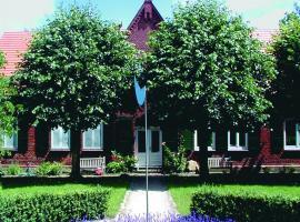 Seehotel Am Neuklostersee, Neukloster (Warin yakınında)