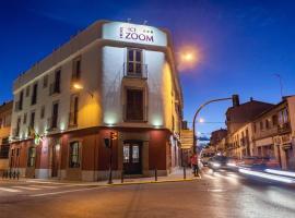 Hotel Hc Zoom, Pozoblanco (Alcaracejos yakınında)