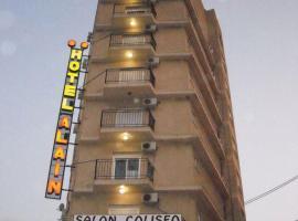 Hotel Alain, Silla