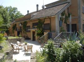 Holiday Home Soratte, Civitella San Paolo (Sant'Oreste yakınında)