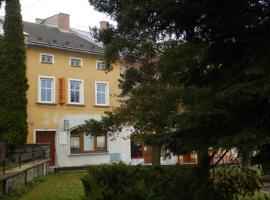 Penzion Staré Město, Staré Město (Kunčice yakınında)