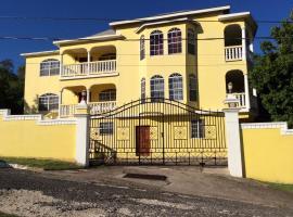 Pura Vida Jamaica, Falmouth