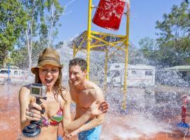 BIG4 Howard Springs Holiday Park, Darwin (Acacia Hills yakınında)