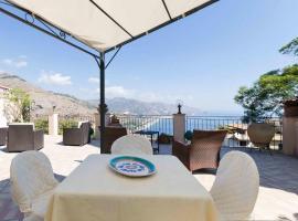 Villa Sirami, Taormina