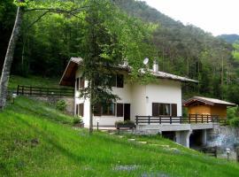Casa Aldo Lago di Ledro, Ledro (Tremalzo yakınında)
