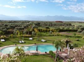 Riad Al Mendili Kasbah Private Resort & Spa, Had Abdallah Rhiat