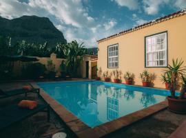 Hotel Rural La Casa Amarilla, Лос-Силос