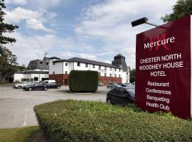 Mercure Chester North Woodhey House Hotel, Little Sutton (рядом с городом Hooton)