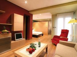 Cañitas Suites, Casas Ibáñez