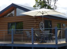 Windermere Cabins, Windermere (Rosevears yakınında)