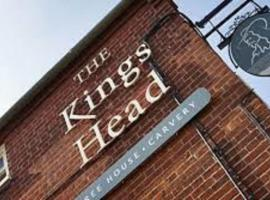 The Kings Head Wroxham by Greene King Inns
