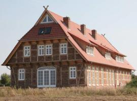 Landhaus Fünfseen, Funfseen (Altenhof yakınında)