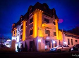 Hotel Rais, Târgu Jiu