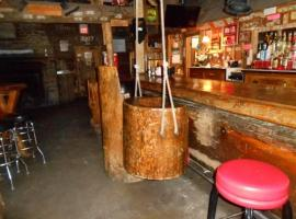 The Jack Saloon, Lolo (in de buurt van Lolo Hot Springs)