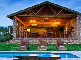 Windhoek Self-Catering Game Camp, Döbra