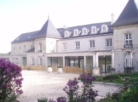 Top' Meublés Locations, Pont-Sainte-Maxence (рядом с городом Fleurines)
