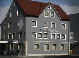 Hotel Germania, Reutlingen
