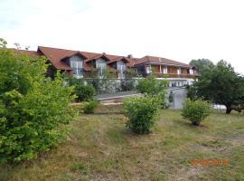 Hotel Leo's Ruh, Waldböckelheim (Weinsheim yakınında)