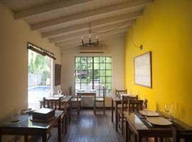 Residencia Billoch, Tigre (General Pacheco yakınında)