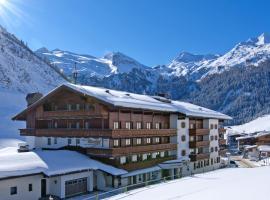 Hotel Alpenhof, Tux